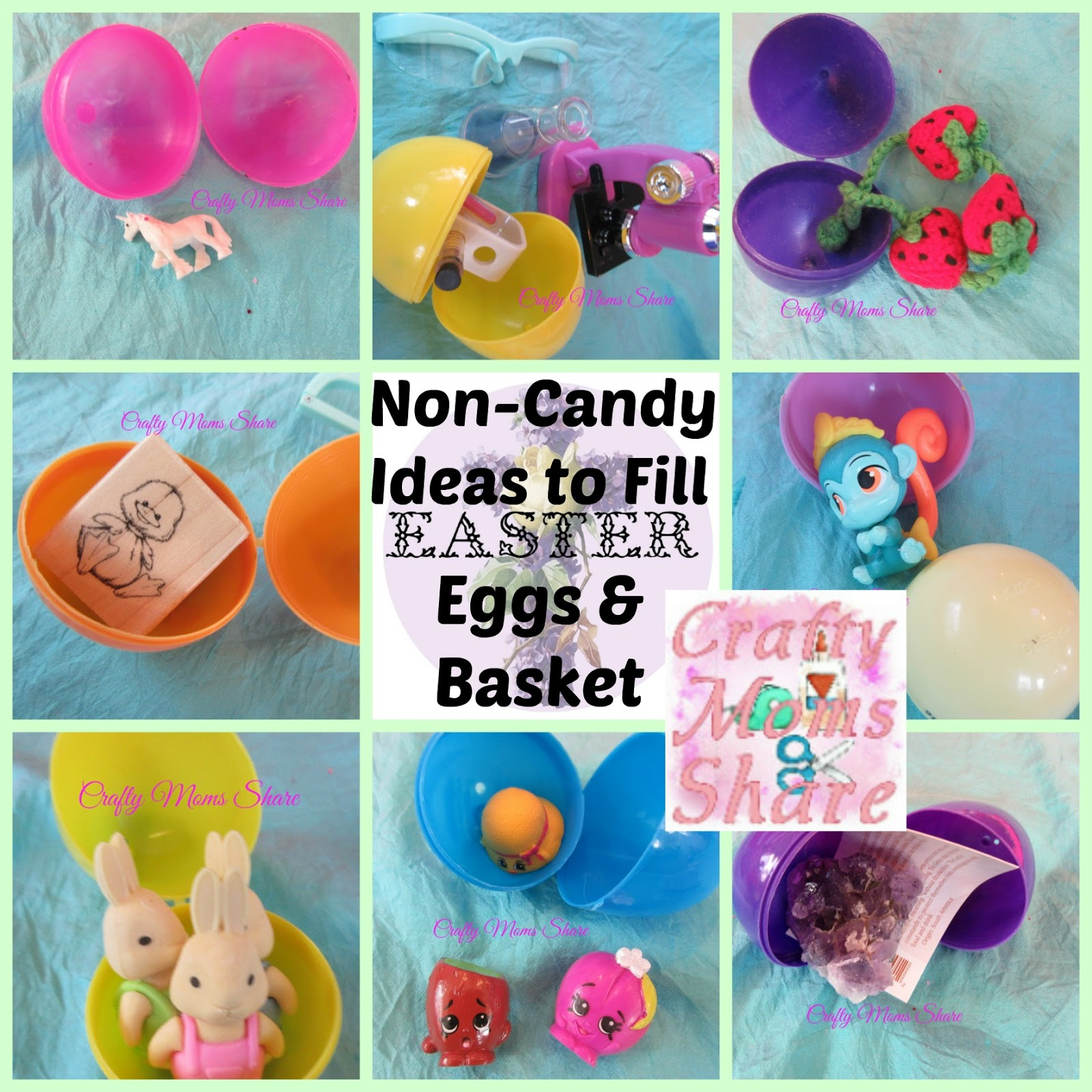 Crafty moms share non candy easter egg gift ideas non candy easter egg gift ideas negle Choice Image