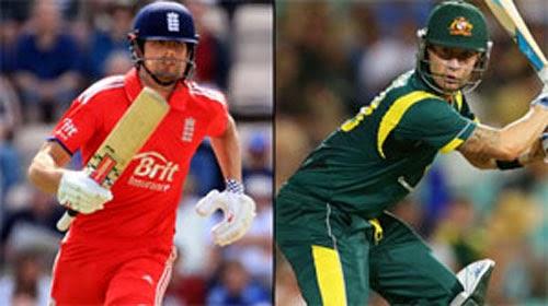 Australia Vs England 1st T20