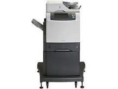 Image HP Color LaserJet Enterprise CM4540 Printer Driver