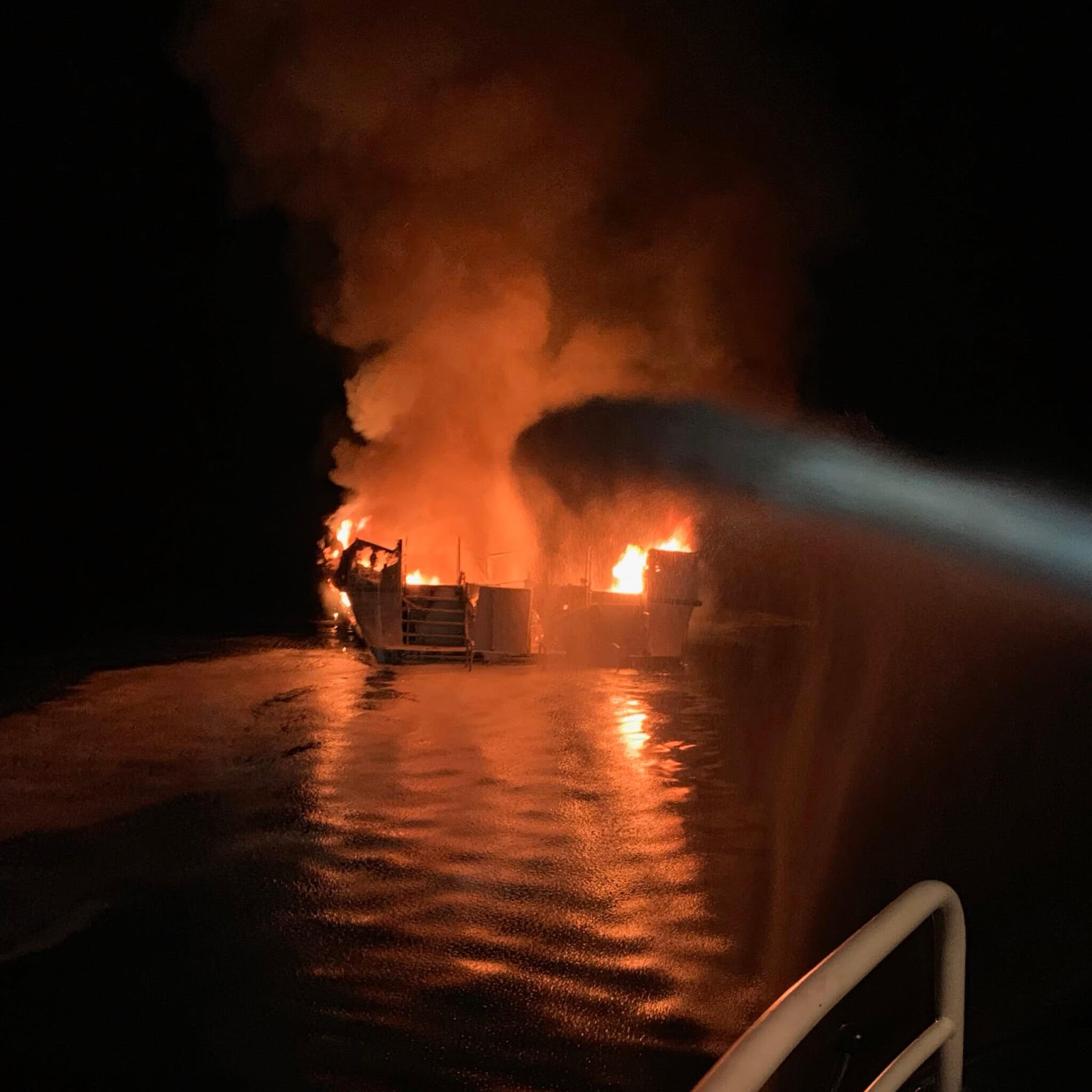 Southern California Boat Fire: Passengers Are Still Missing