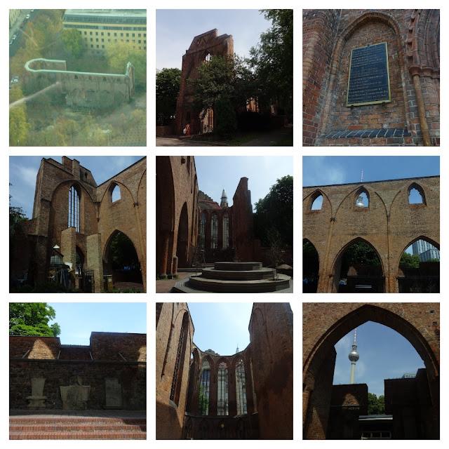Berlim fora do óbvio - 7 lugares desconhecidas para a maioria dos turistas - Franziskaner Klosterkirche