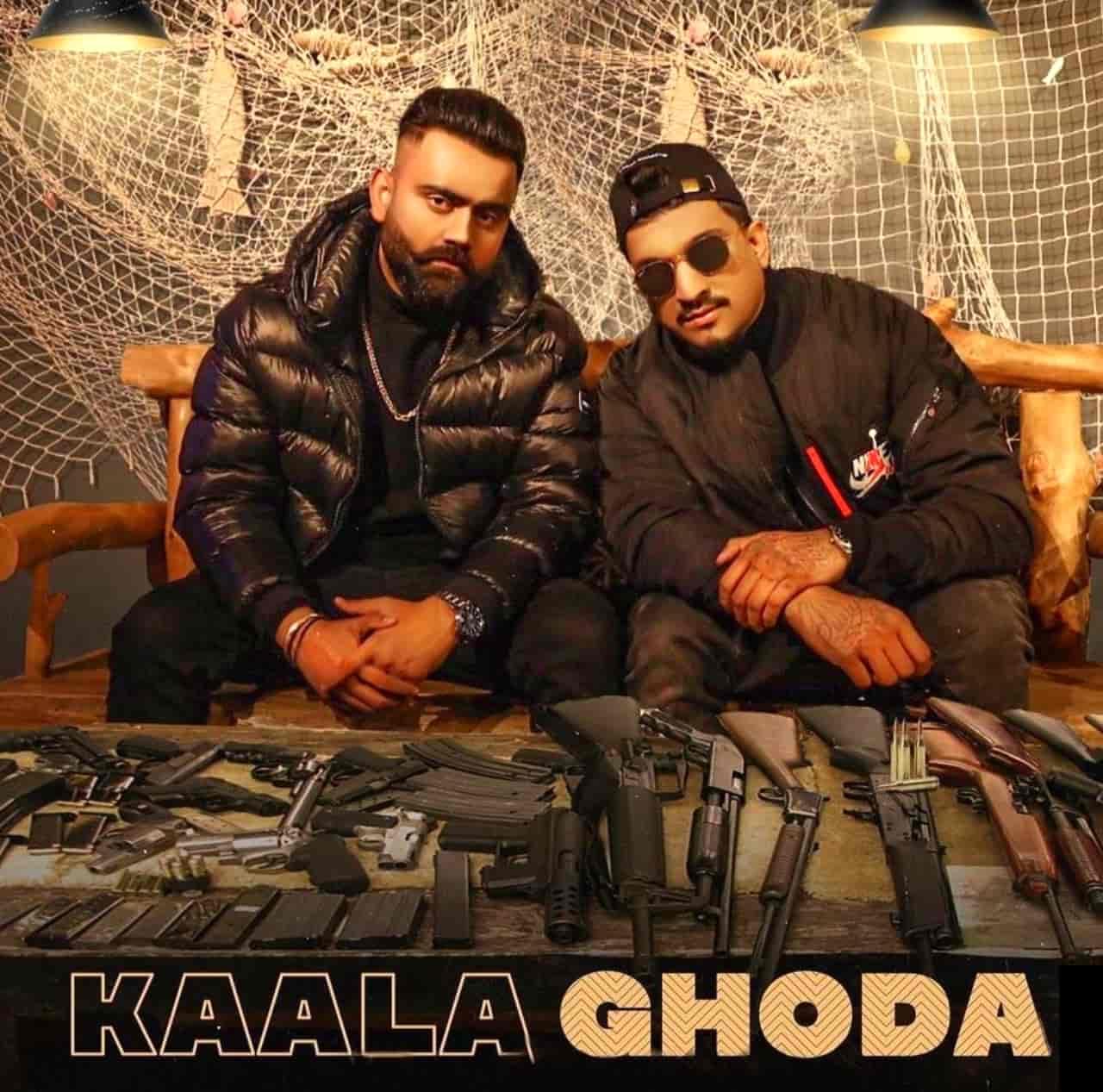 Kaala Ghoda Punjabi Song Lyrics Amrit Maan