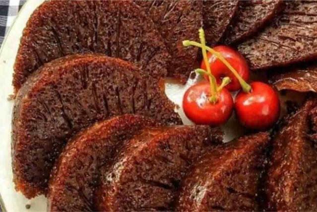 Cara Membuat Kue Bolu Sarang Semut