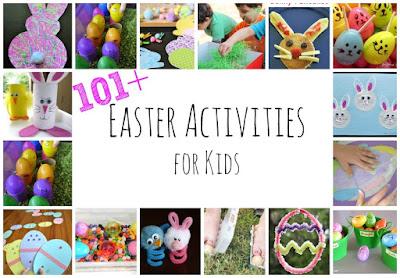 Happy Easter 2016 Activities