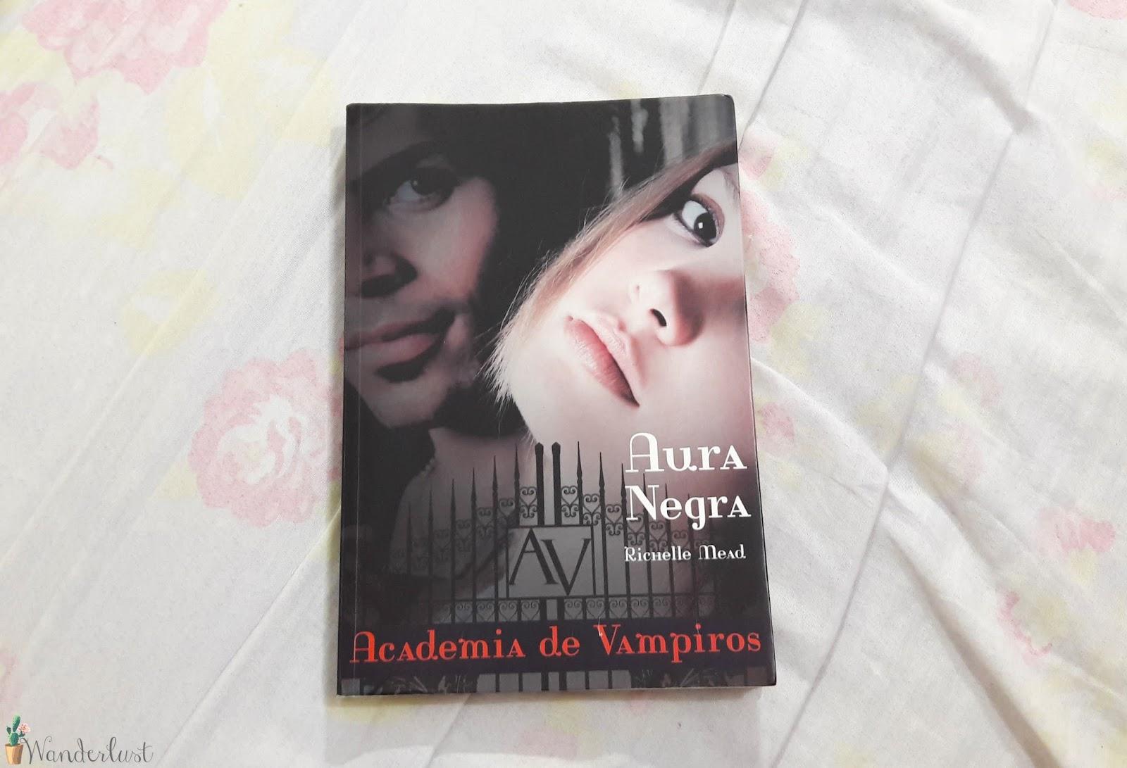 leituras, micaela ramos, livro, fotografia, aura negra, academia de vampiros, richelle mead,