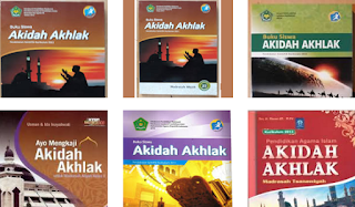 Buku Siswa Akidah Akhlak MI MTS MA Kurikulum 2013