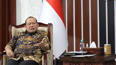 Ketua DPD RI Minta Penarikan Pajak Pedagang Kecil di Kota Binjai Diusut Tuntas