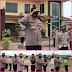 Kapolres Batubara Ucapkan Selamat Natal dan Tahun Baru 2021 Kepada Seluruh Jajaran Personil Polres Batubara