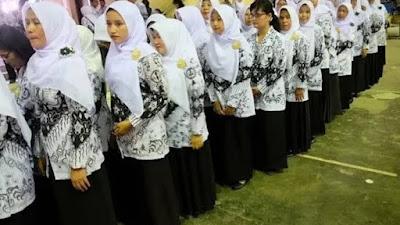 Berikut Kriteria Penerima Insentif Guru  Madrasah Non PNS Dari Kemenag