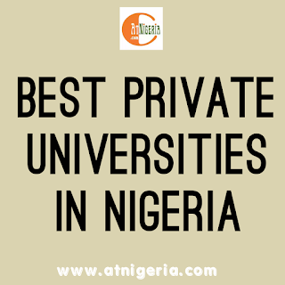 Best private university in Nigeria