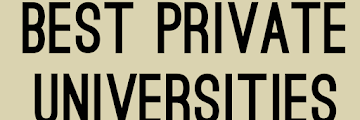 Best Private Universities in Nigeria for this Year