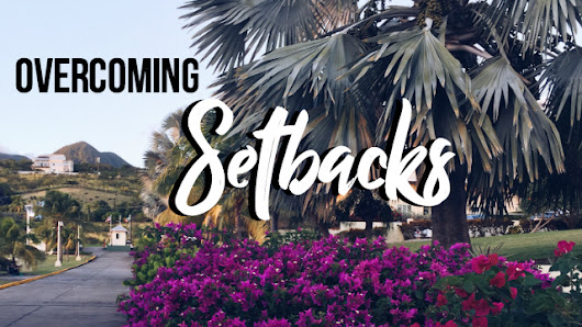 How To Overcome A Setback