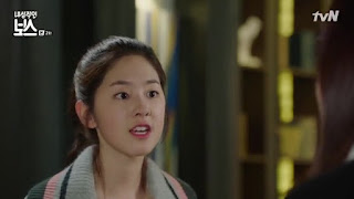 Sinopsis Introverted Boss Episode 2 - 3