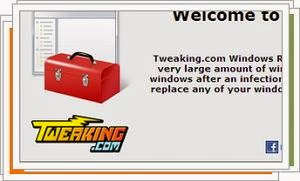 Tweaking.com - Windows Repair (All in One) v2.1.0 Download