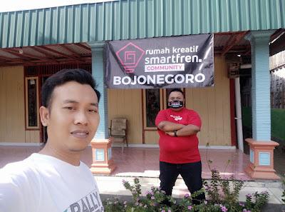 Buka Peluang bersama Rumah Kreatif Smartfren Community Bojonegoro
