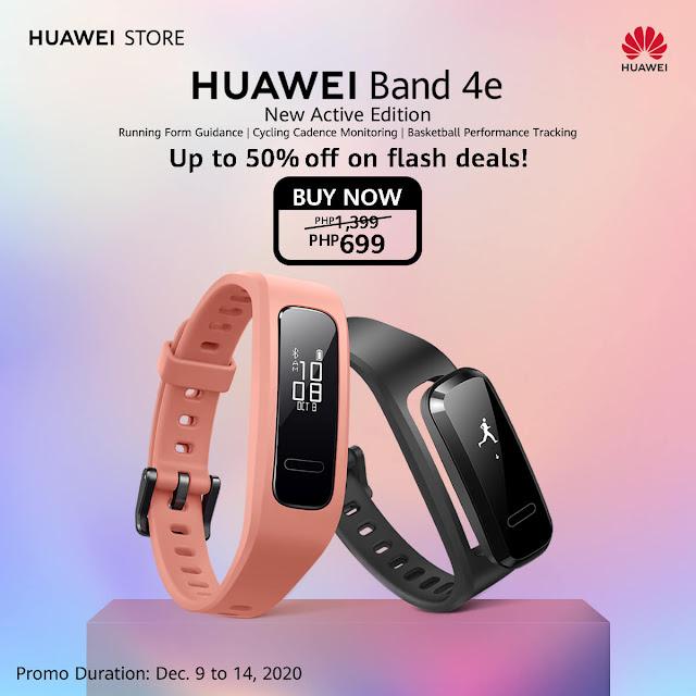 Huawei BAND 4E Gizmo Manila