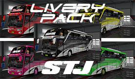 Livery Pack Sudiro Tungga Jaya