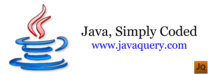 Transparent Java Logo
