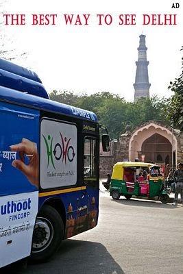 delhi darshan bus