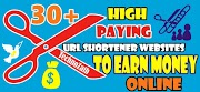 High Paying 30+ URL Shortener Websites To Earn Money Online