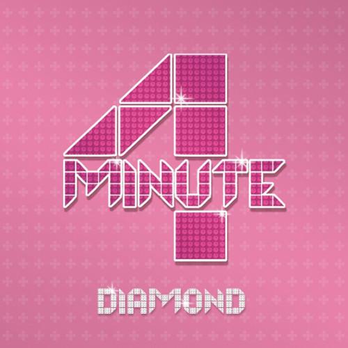 4minute - DIAMOND [FLAC   MP3 320 / CD]