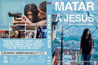 Matar a Jesús - Cover DVD