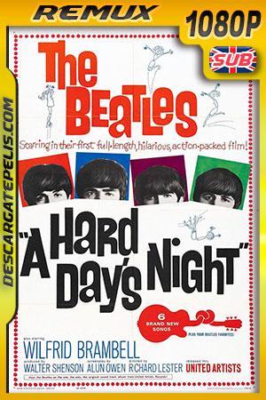 La noche de un día agitado (1964) 1080p BDRemux