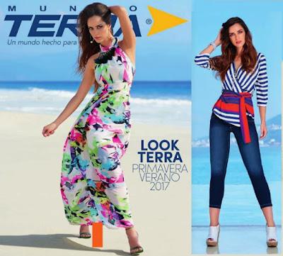 catalogo ropa terra mujer 2017