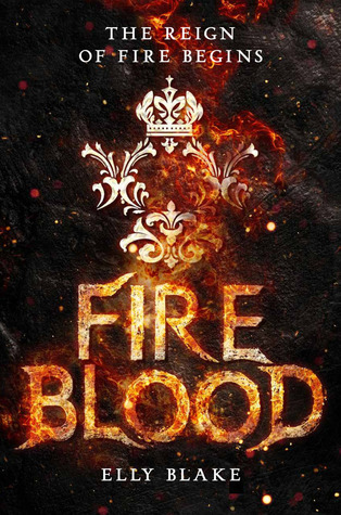 Fireblood book cover