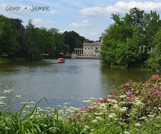 Il parco Lazienki è uno dei motivi per visitare Varsavia