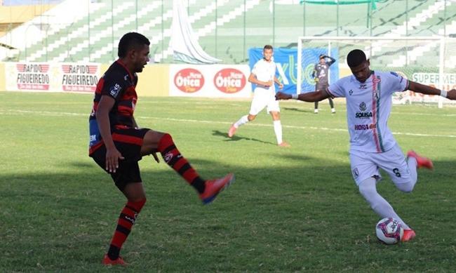 Sousa bate Campinense pela Série D