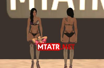 MTA SA Arcana Bikini From Vindictus