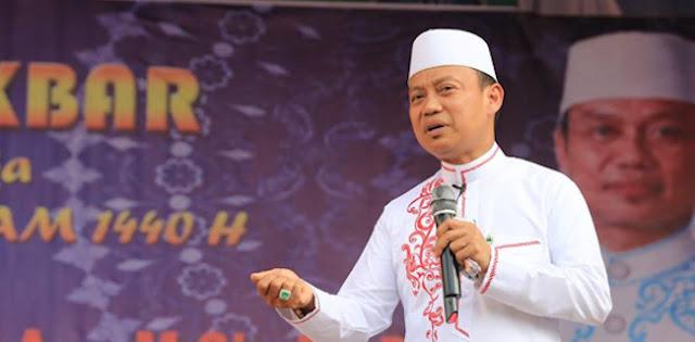 Urai Kisah Rasul Dan Sahabat, Ustaz Dasad Ingatkan Umat Tidak Pasrah Hadapi Corona
