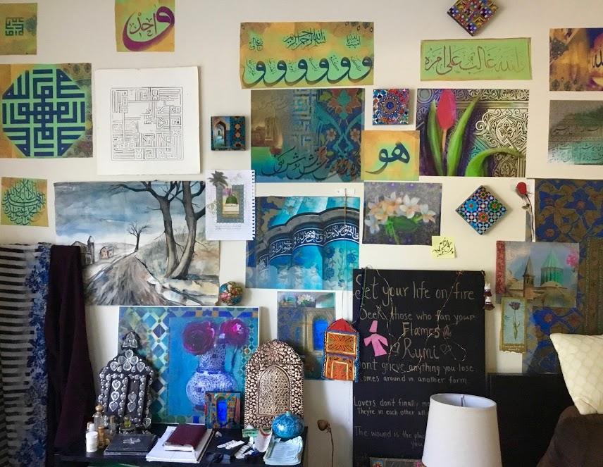 Studio,artist
