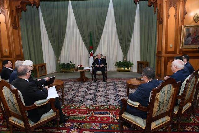 أهم تصريحات رئيس الجمهورية السيد عبد المجيد تبون