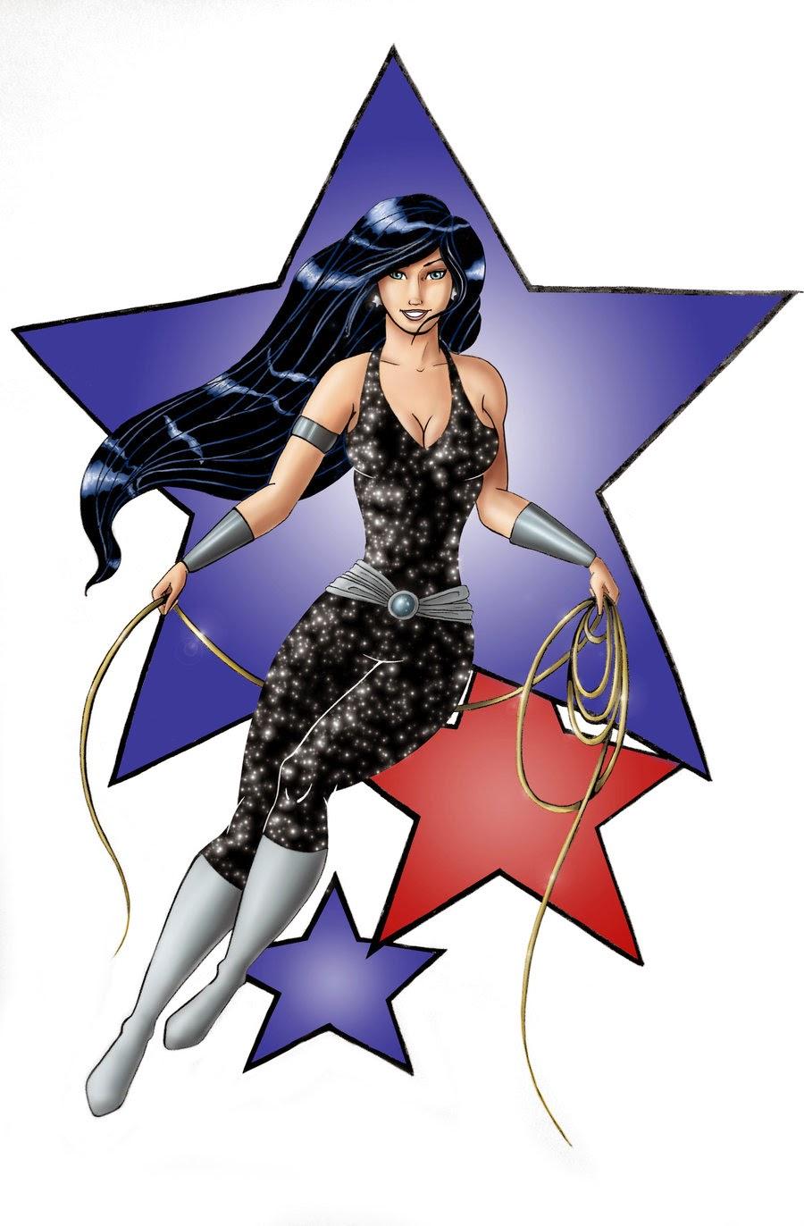 El universo de DC Comics: [Biografías] Donna Troy/Wonder Girl (Chica ...