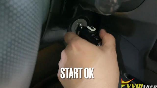 Clone Chevy Colorado 48 Chip with Xhorse VVDI Key Tool Plus  7