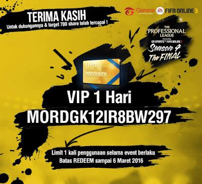 VIP Premium Fifa Online 3 Indonesia