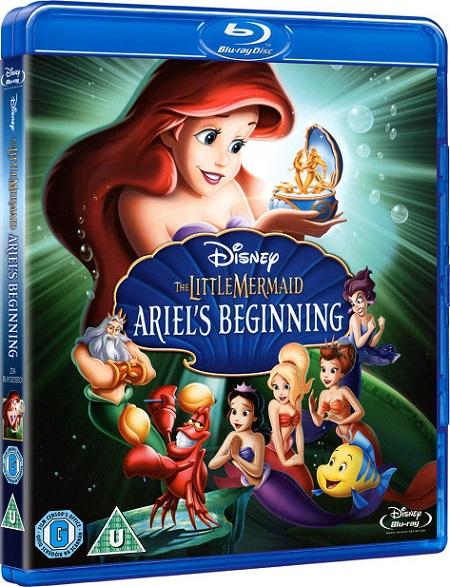 La Sirenita 3: El Origen de Ariel (2008) 720p y 1080p BDRip mkv Dual Audio AC3 5.1 ch