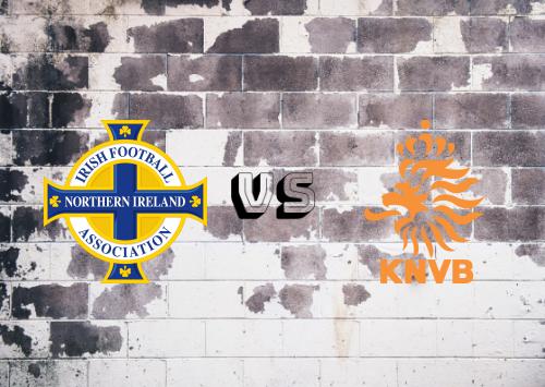 Irlanda del Norte vs Holanda  Resumen y Partido Completo