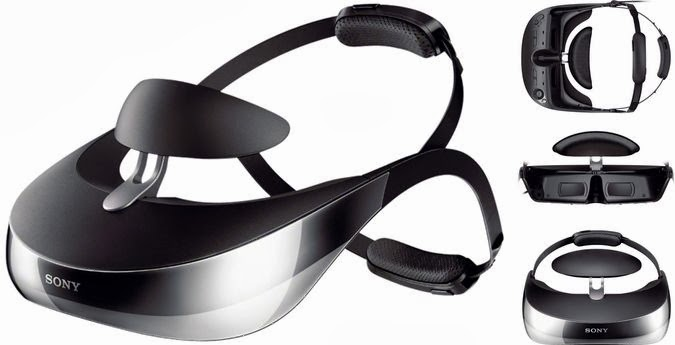 Sony HMZ-T3W Personal 3D Viewer Review