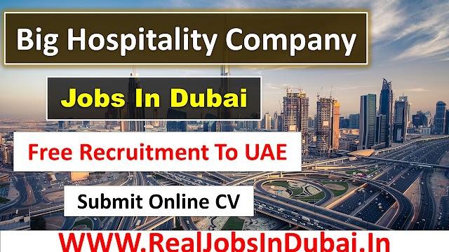 Teal Hospitality Jobs In Dubai UAE 2021