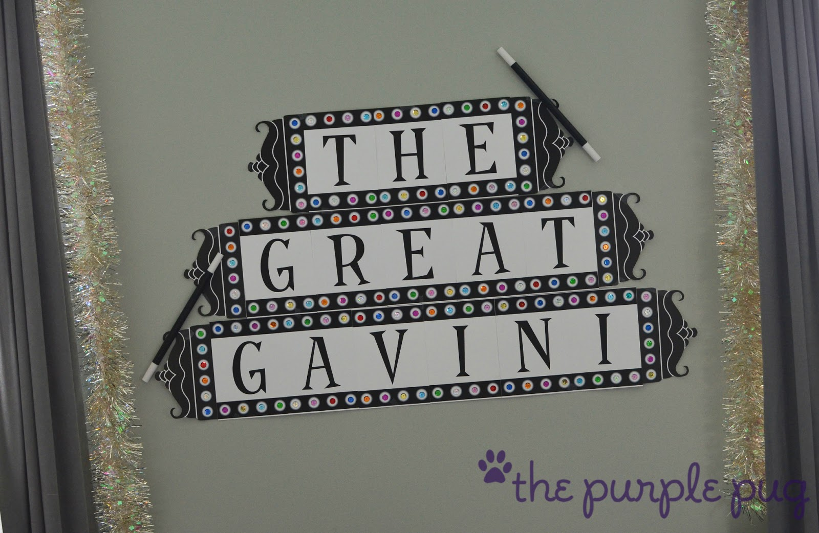 The Purple Pug: The Great Gavini's Magic Show - photo#13