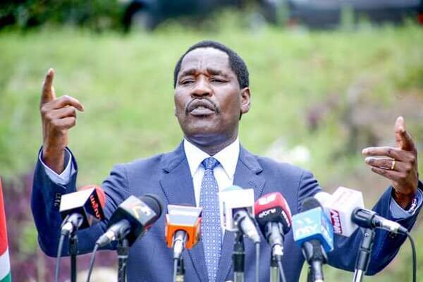Agriculture CS Peter Munya talks about insufficient Mazie in Kenya