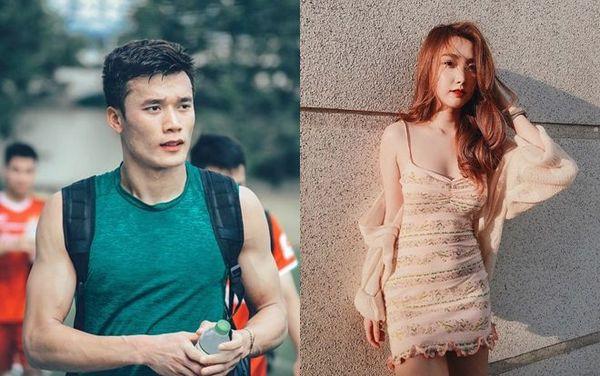 """Nghi án Bùi Tiến Dũng và bạn gái hot girl đã """"Nghi án Bùi Tiến Dũng và bạn gái hot girl đã """"đường ai nấy đi""""?ai nấy đ""""'?"""