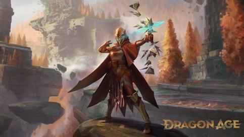 Un concept art inédit de Dragon Age