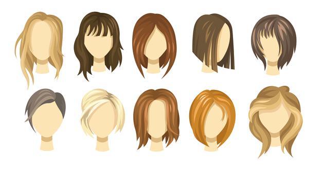 Nine best hairstyles for women in 2021
