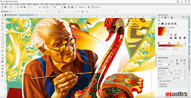 CorelDRAW Graphics Suite 2017 Offline Installer Free Download