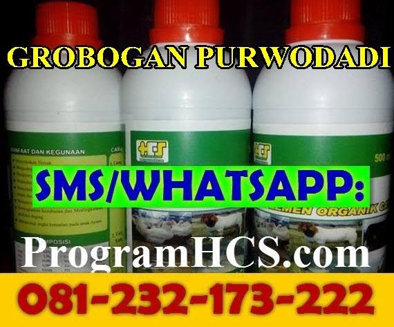 Jual SOC HCS Grobogan Purwodadi