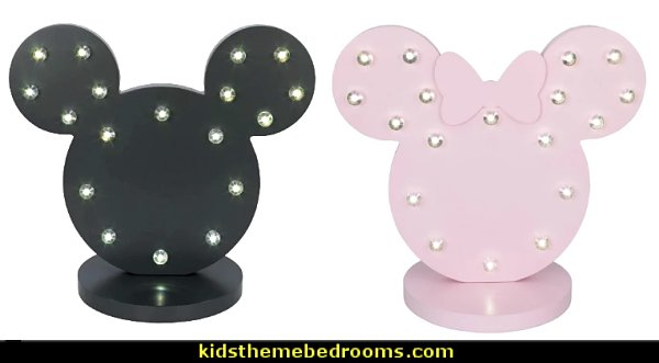 Mickey Mouse & Friends Minnie Mouse Exploration Standing Nightlight    Mickey Mouse & Friends Minnie Mouse Exploration Standing Nightlight target